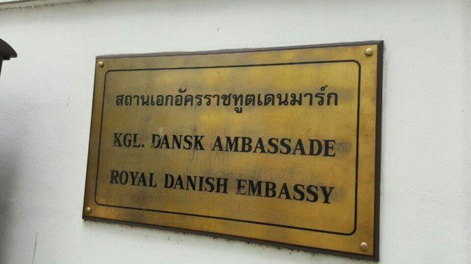 Den Danske Ambassade i Bangkok